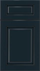Gunmetal Blue Black Glaze